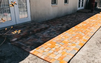 How Paver Sealing Helps Reduce Paver Maintenance Costs Without Sacrificing Appearance or Quality