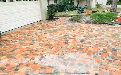 The Benefits of Pavers vs. Concrete for Your Driveway