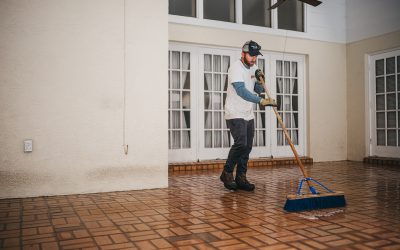 How Paver Sealing Can Prevent Mold, Mildew, and Weeds