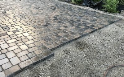 How paver sealing will prevent your pavers from cracking or fading long-term.